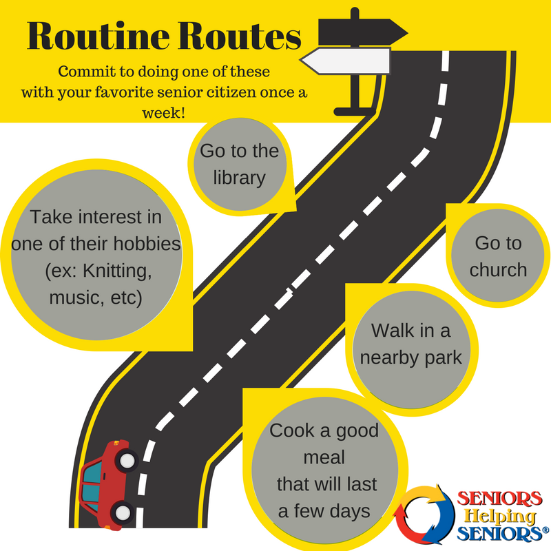 Routines with the aging - Routine Routes